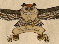 The Flaxen Owl